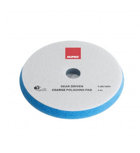 "RUPES Mille Blue Coarse Foam Pad - 6.5"" Dia."
