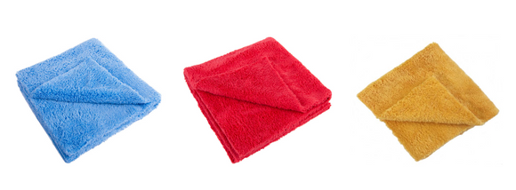 3 Pack Deal 16×16 Laser Cut Edgeless Towel