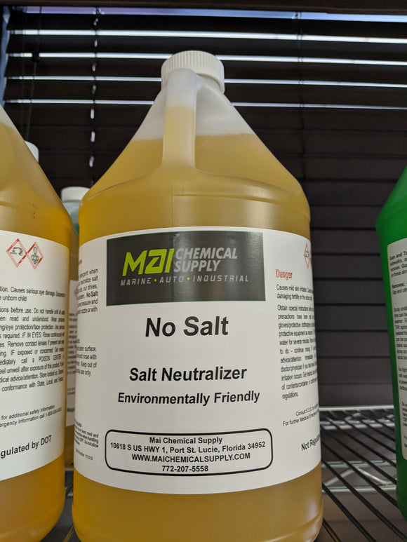 No Salt ( Marine Neutralizer)