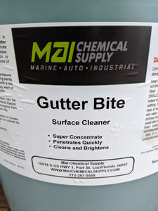 1 Quart GUTTER BITE (Super Concentrate)