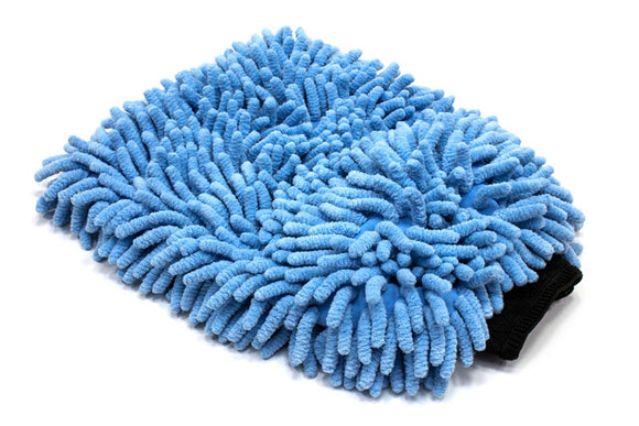 Chenille Wash Mitt (9 in. x 7 in.)