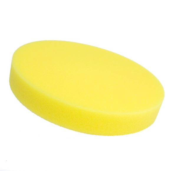 Buff and Shine Yellow Heavy Cutting Pad 5 1/2