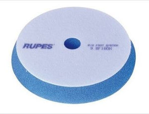 "RUPES Blue Coarse Foam Pad - 5"" Dia."