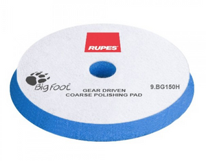 "RUPES Mille Blue Coarse Foam Pad - 5.5"" Dia."