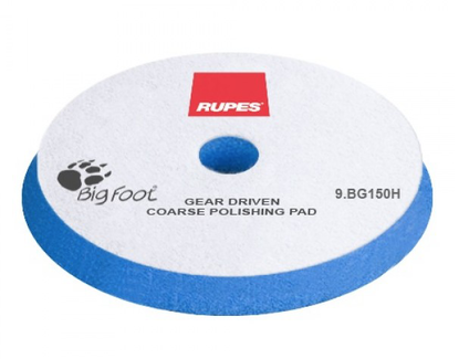 RUPES Mille Blue Coarse Foam Pad - 5.5