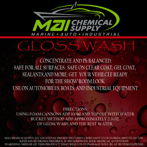Gloss Wash Ph Balanced