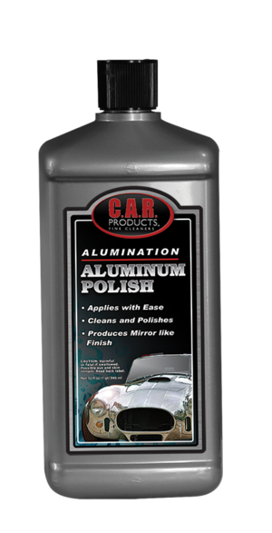 Alumination Aluminum Polish 8 oz