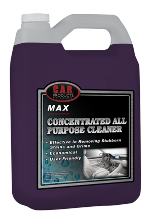 Max Concentrated All Purpose Cleaner