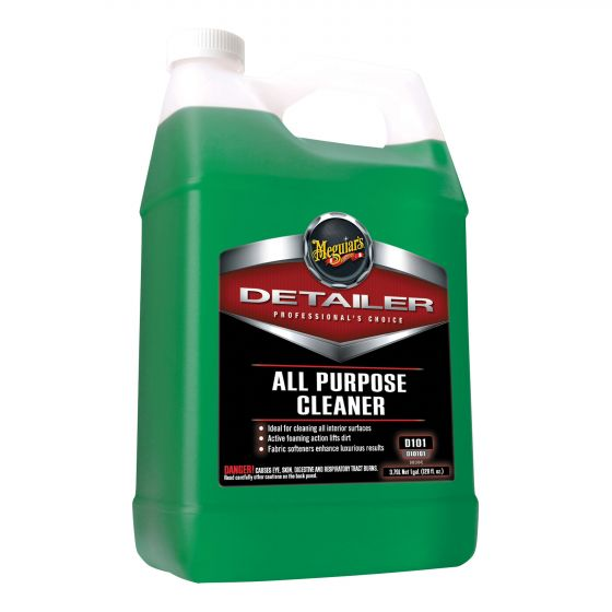 Meguiar's® Detailer D10101 All Purpose Cleaner, 1 Gal Can, Green, Liquid