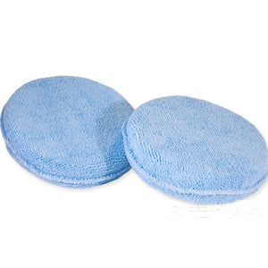 Round Microfiber Applicator Pad (2 Pack)