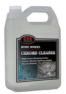 Wire Wheel & Chrome Cleaner