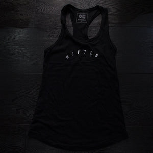 """Gifted"" Racerback Tank - Mystérieux Brand"