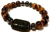 Tiger Eye Bracelet - WATERBURY JEWELS
