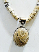 PICTURE JASPER NECKLACE - WATERBURY JEWELS