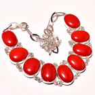 RED CORAL NECKLACE - WATERBURY JEWELS