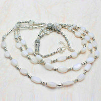 MOONSTONE NECKLACE - WATERBURY JEWELS