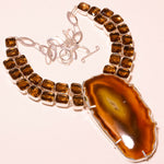 """Sahara"" Necklace - WATERBURY JEWELS"