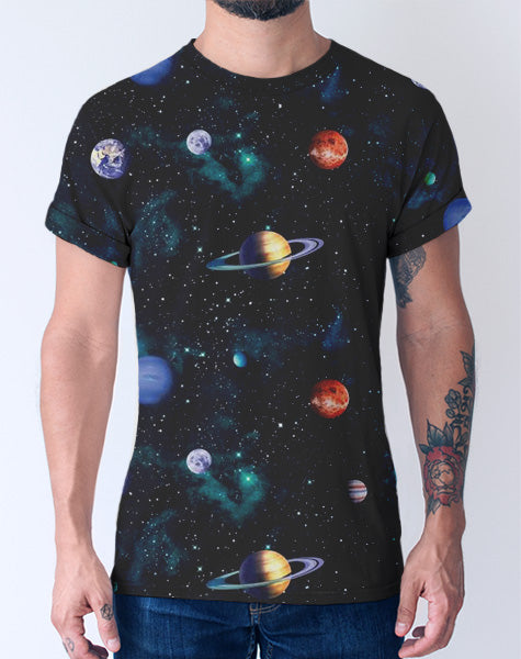 Space Voyage All Over Print