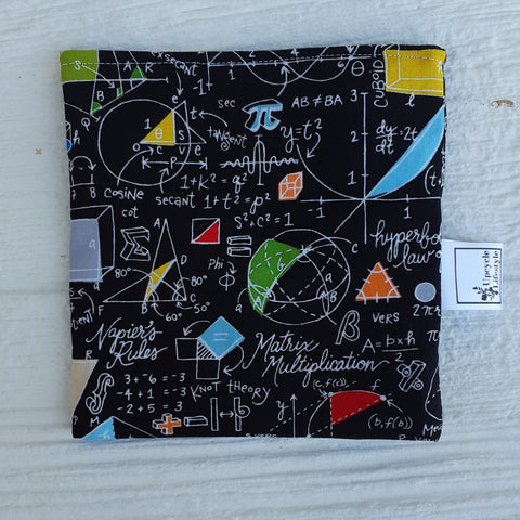 Reusable Snack Bag - Science