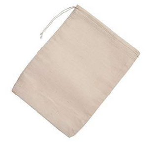 Organic Cotton Wash Bag