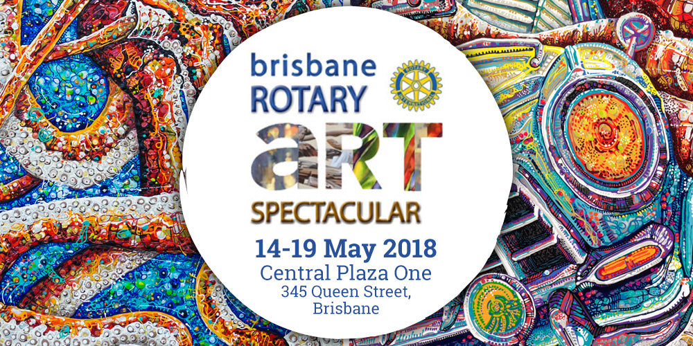 Finalist in the 2018 Brisbane Rotary Art Spectacular