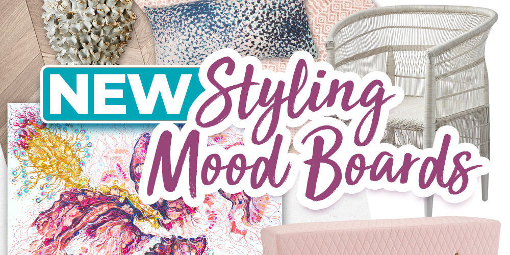 Introducing Styling Mood Boards