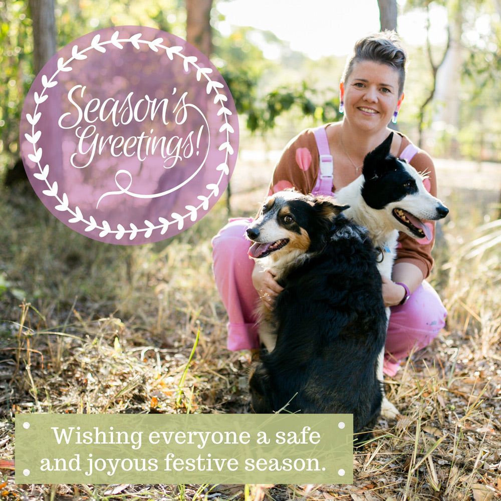Seasons Greeting from Tina Dinte
