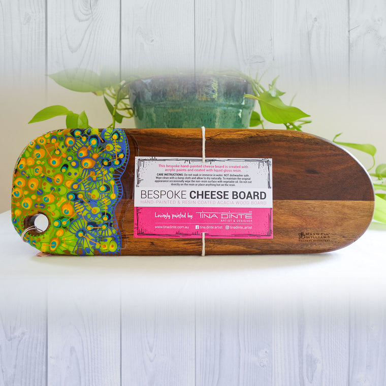 Join the dots Cheese Board