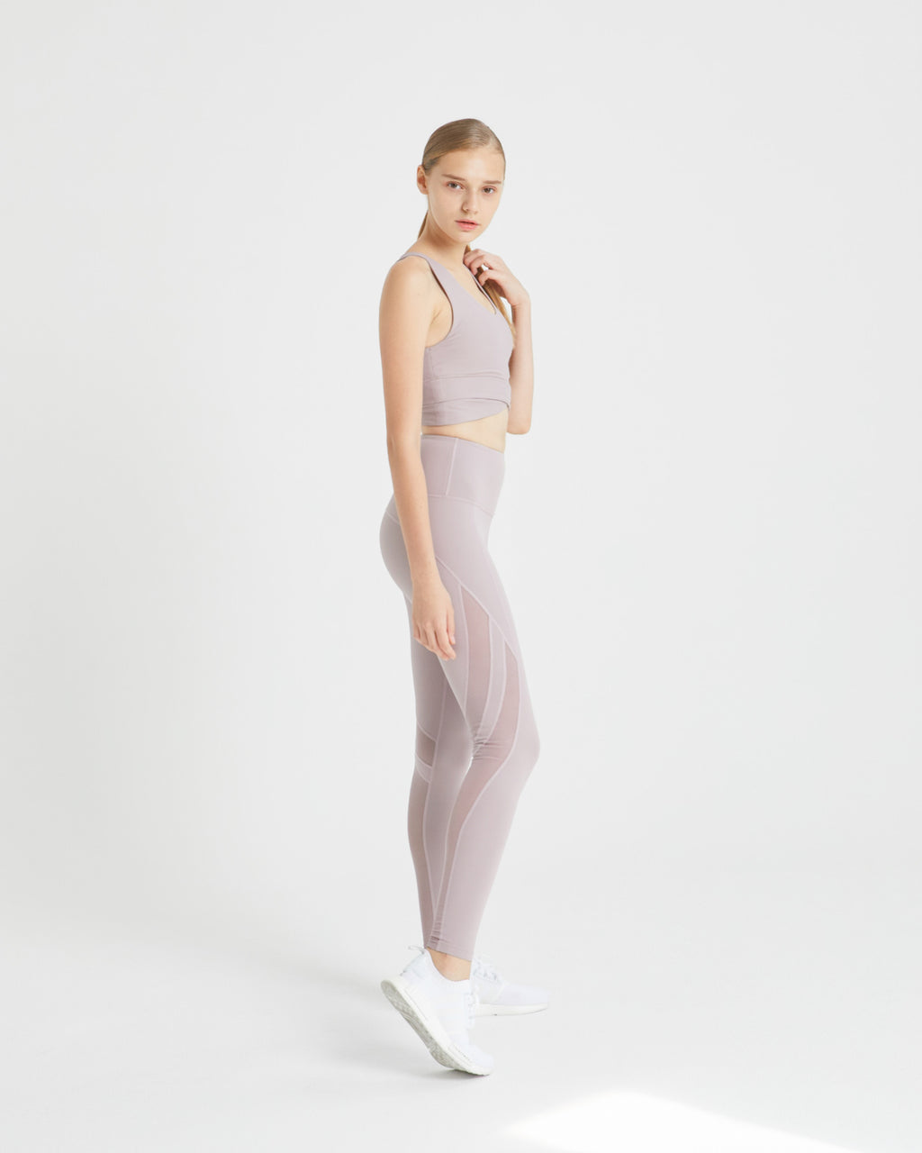 Demir Leggings Mauve