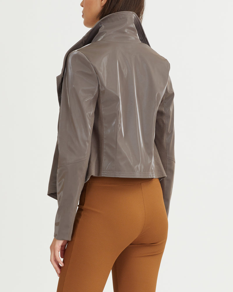 ORMOND JACKET TAUPE