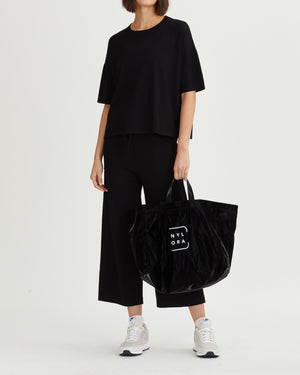 MOND PANTS BLACK