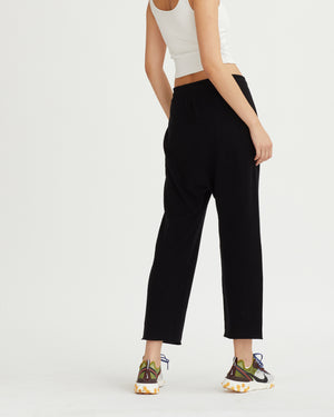 NILA PANTS BLACK