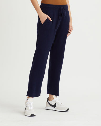 LLOYD PANTS NAVY