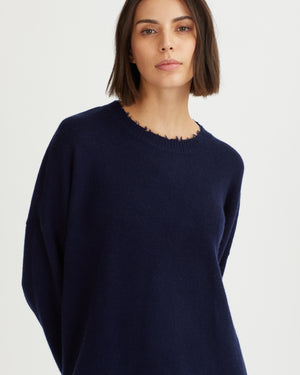 MILO SWEATER NAVY