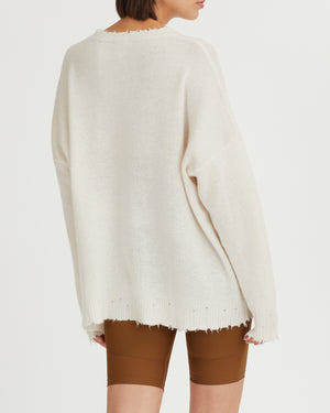 MILO SWEATER CREAM