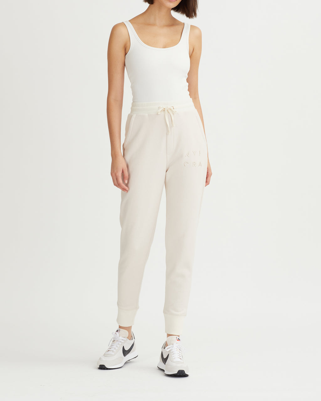 SADE PANTS BONE WHITE