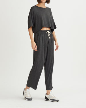 COBY PANTS CHARCOAL