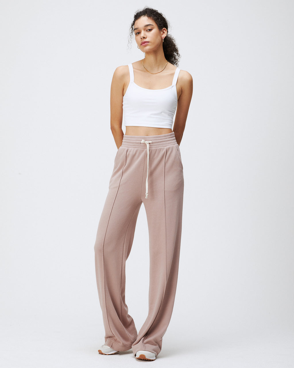 BEO PANTS TERRACOTTA BLUSH