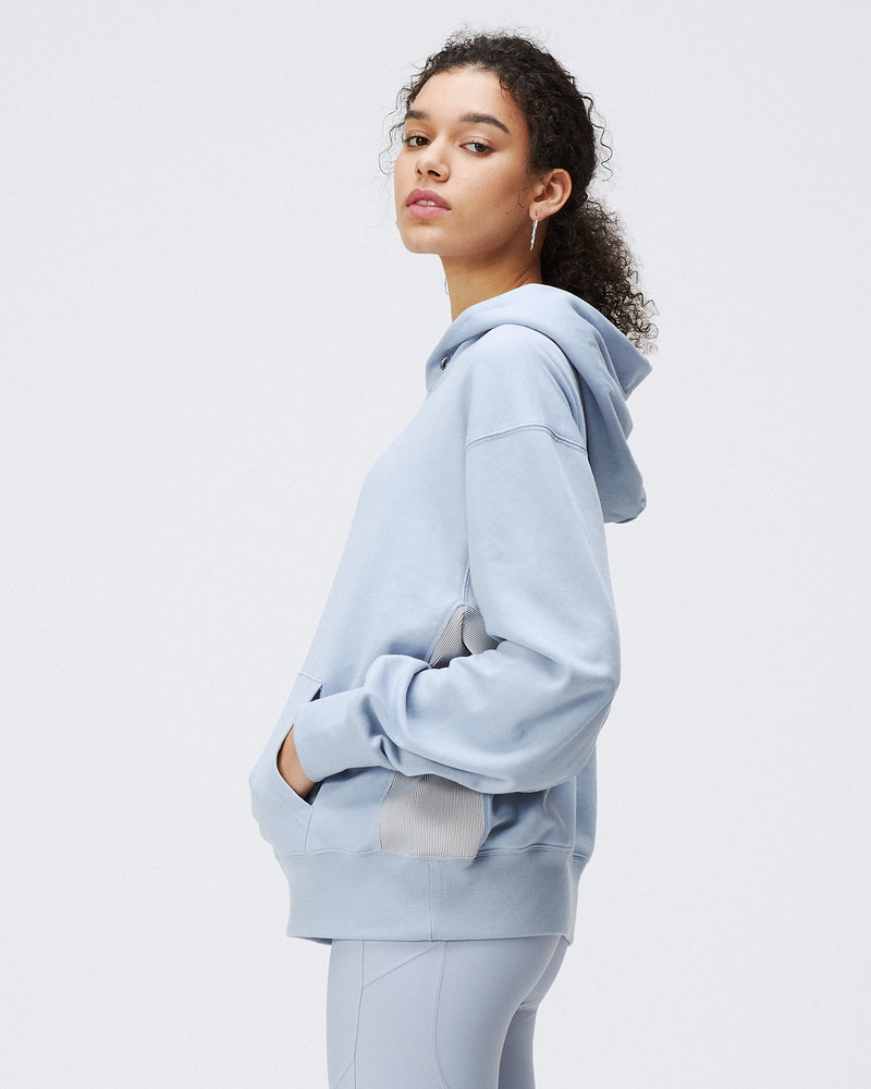 IVANNA HOODIE CLOUDY BLUE
