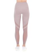 HAILEY LEGGINGS MAUVE