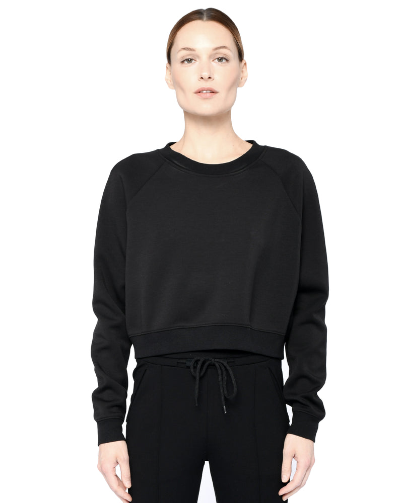 Magnolia Top Black