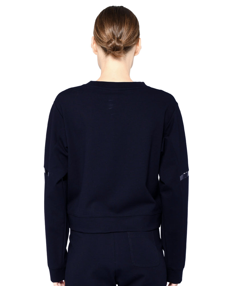 Campbell Top Navy