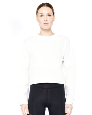 Campbell Top White