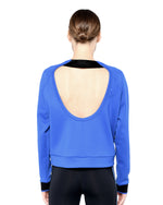 ZADIE TOP BLUE