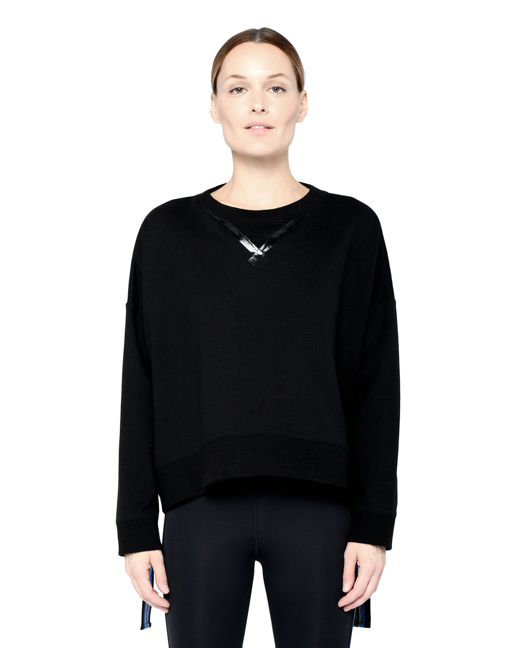 Matilda Top Black