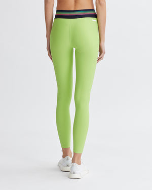 LAMBERT LEGGINGS LIME GREEN