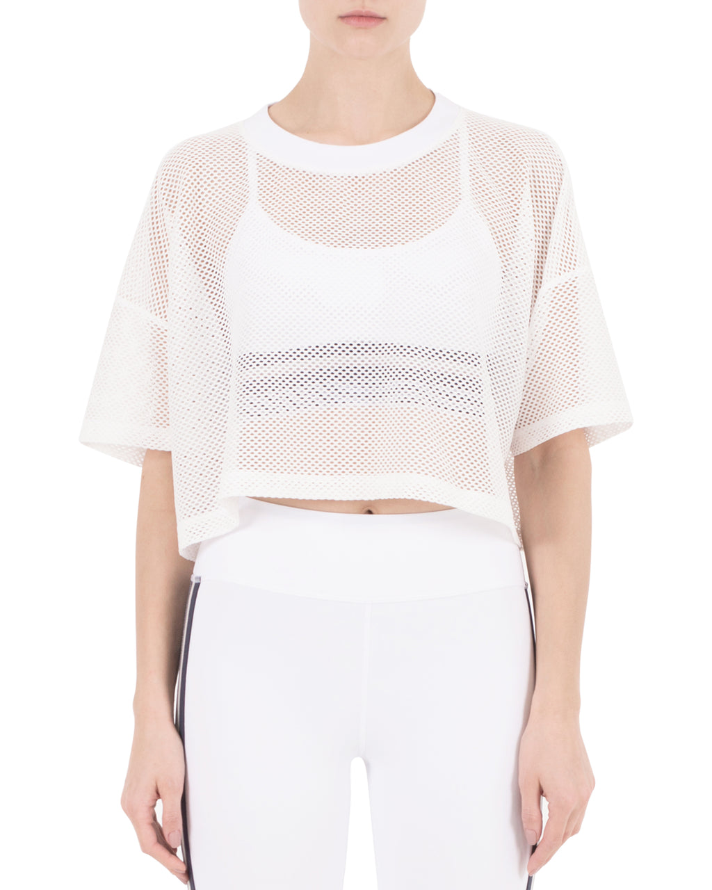 Lissy Top White
