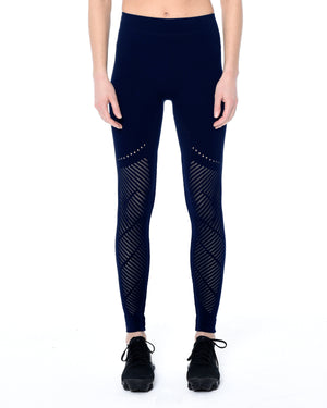 Laurel Warp Leggings Navy