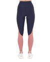 Dylan Leggings Navy & Dusty Combo