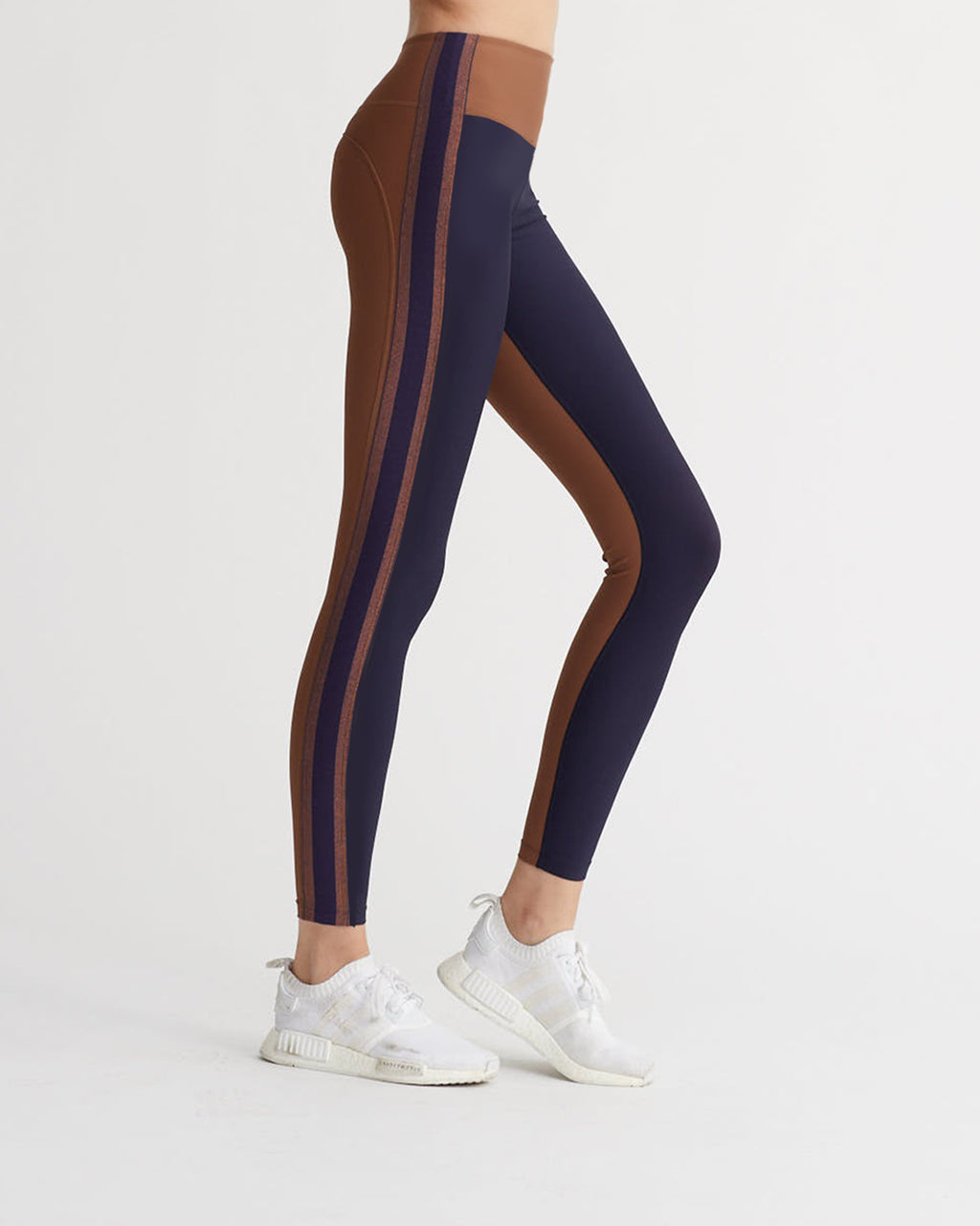 KERWIN LEGGINGS NAVY & COCOA COMBO